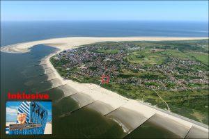 Inklusive Strandkorb am Südstrand